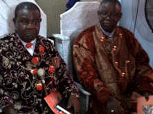 11TH ANNIV OF AMACHREE XI (21)- HM KING PROF TJT PRNCEWILL & HRH CHF OC ODIBO TOM BIG HARRY - 21