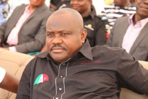 Mr Nyesom Wike Minister for Education
