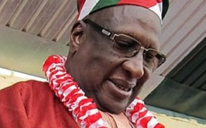 Bamanga Tukur, PDP National Chairman