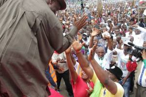 River State APC Mega Rally As Gov. Amaechi Is Admired By His PeopPLE