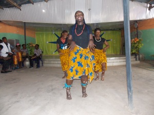 Cultural Dance Youth Group