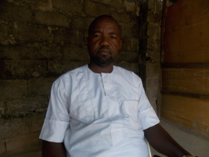 Elder Chukwuemeka Nneji