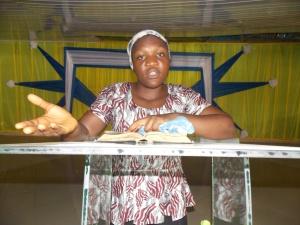 Miss Chetachi Ngene