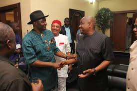 Abe and Wike